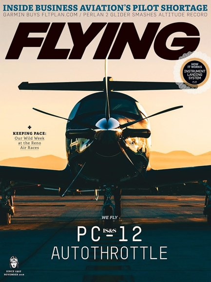 Flying Cover - 11/1/2018