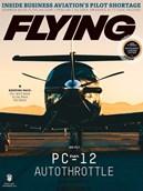 Flying Magazine | 11/2018 Cover