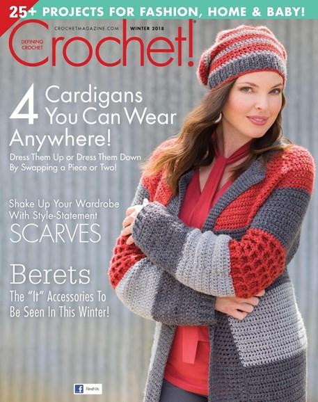 Crochet! Cover - 12/1/2018