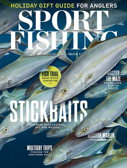 Sport Fishing Cover - 11/1/2018