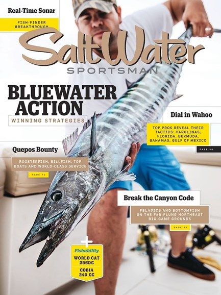 Salt Water Sportsman Cover - 11/1/2018