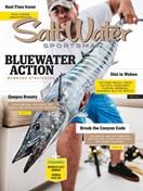 Salt Water Sportsman Magazine   11/2018 Cover