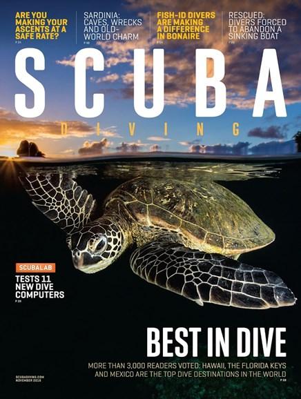 Scuba Diving Cover - 11/1/2018