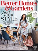 Better Homes & Gardens Magazine 9/1/2018