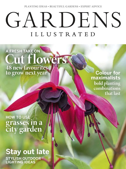 Gardens Illustrated Cover - 11/1/2018