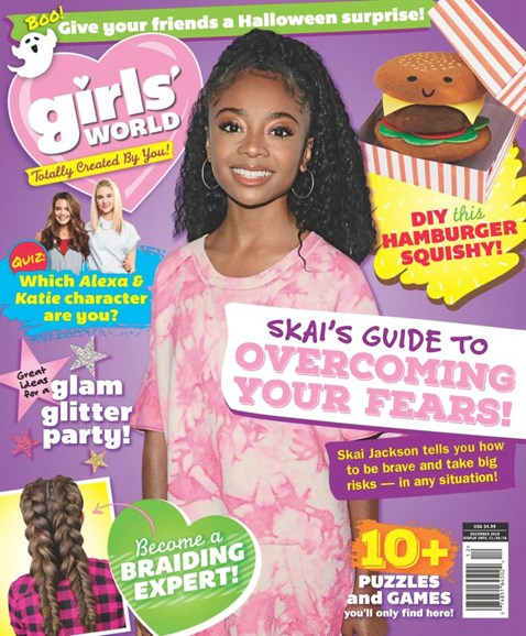 Girls' World Cover - 12/1/2018