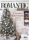 Romantic Homes Magazine | 11/1/2018 Cover