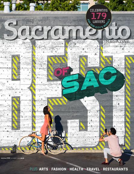Sacramento Cover - 10/1/2018