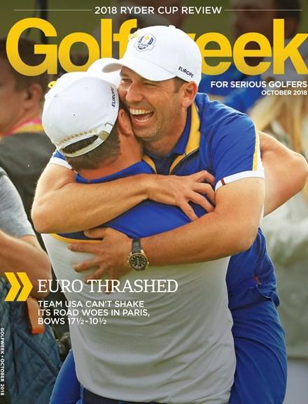 Golfweek Cover - 10/1/2018