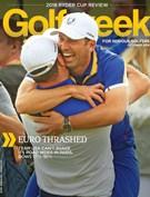 Golfweek Magazine 10/1/2018
