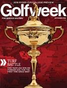 Golfweek Magazine 9/1/2018
