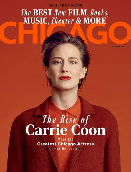 Chicago Magazine Cover - 10/1/2018