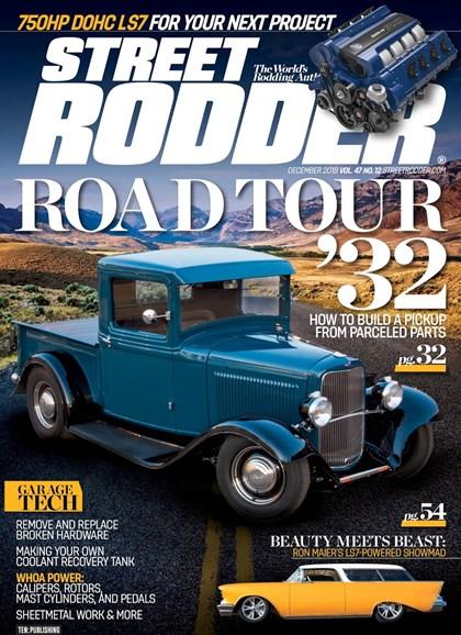 Street Rodder Cover - 12/1/2018