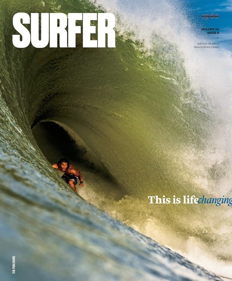 Surfer Cover - 10/1/2018