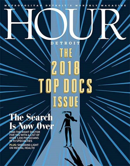 Hour Detroit Cover - 10/1/2018