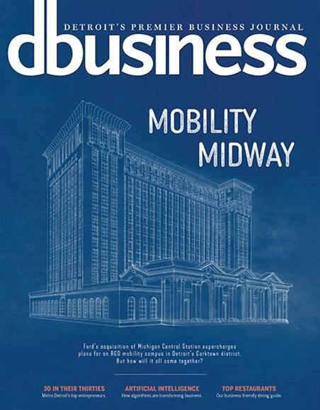 DBusiness Cover - 9/1/2018