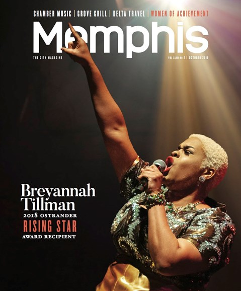 Memphis Cover - 10/1/2018