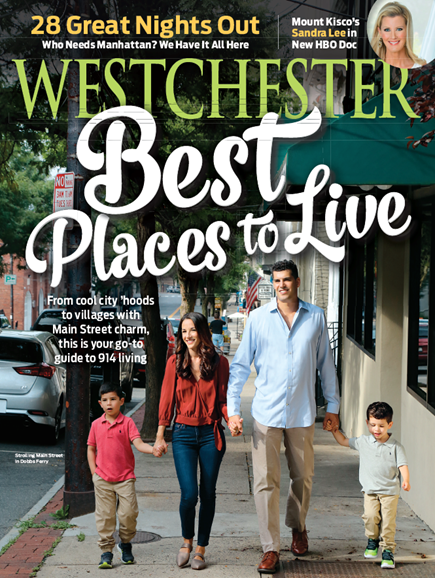 Westchester Magazine Cover - 10/1/2018