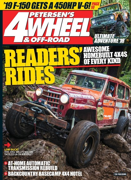 4 Wheel & Off-Road Cover - 12/1/2018