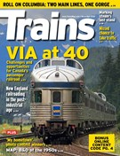 Trains Magazine 11/1/2018
