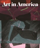 Art In America Magazine 9/1/2018