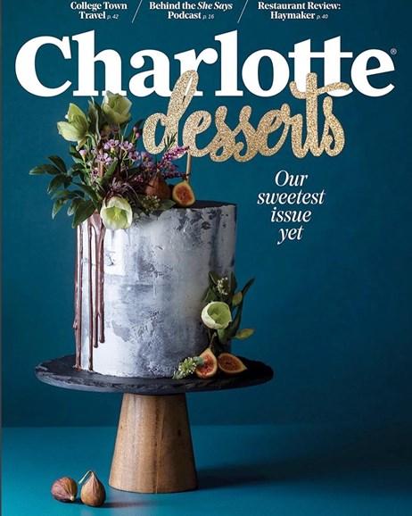 Charlotte Magazine Cover - 10/1/2018