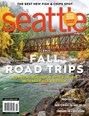 Seattle Magazine | 10/2018 Cover