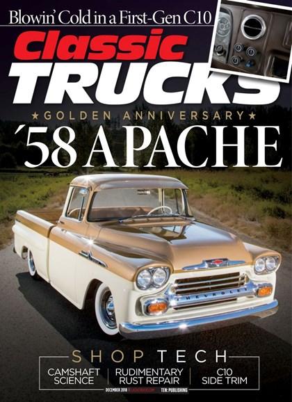 Classic Trucks Cover - 12/1/2018