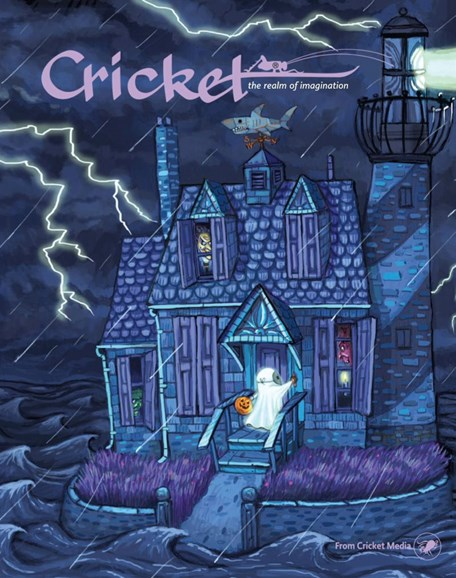 Cricket Cover - 10/1/2018
