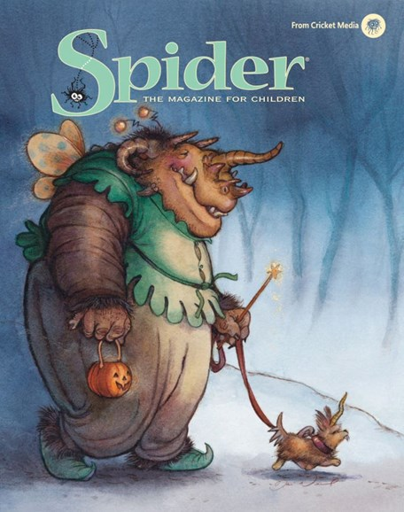 Spider Cover - 10/1/2018