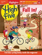 High Five Magazine 11/1/2018