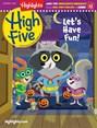High Five Magazine | 10/2018 Cover