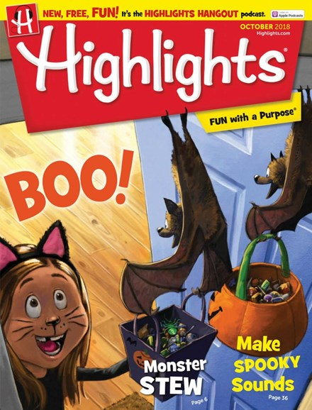Highlights Cover - 10/1/2018
