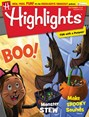 Highlights Magazine | 10/2018 Cover