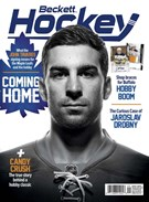 Beckett Hockey Magazine 9/1/2018