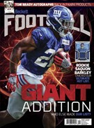 Beckett Football  Magazine 10/1/2018