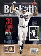 Beckett Sports Card Monthly Magazine 9/1/2018