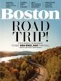 Boston Magazine | 10/2018 Cover