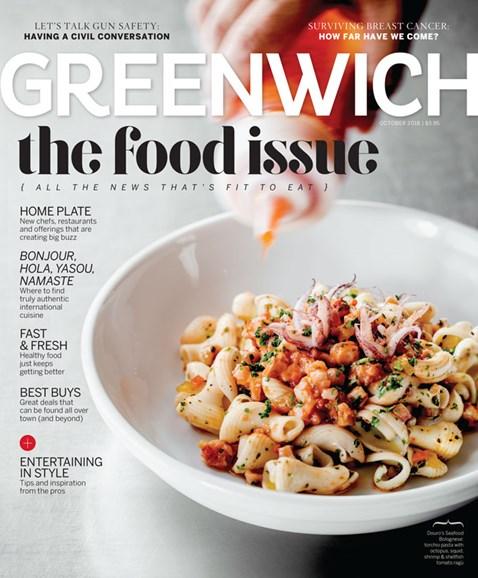 Greenwich Cover - 10/1/2018