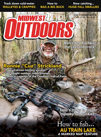Midwest Outdoors Cover - 10/1/2018