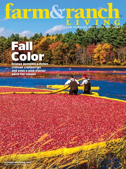 Farm & Ranch Living Cover - 10/1/2018