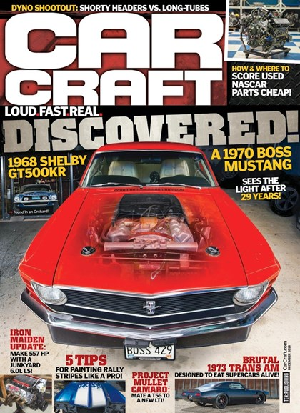 Car Craft Cover - 12/1/2018