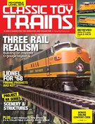 Classic Toy Trains Magazine 11/1/2018