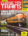 Classic Toy Trains Magazine | 11/2018 Cover