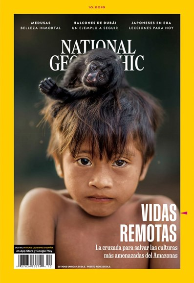 National Geographic En Español Cover - 10/1/2018