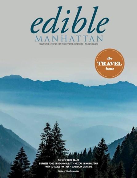 Edible Manhattan Cover - 10/1/2018