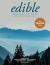 Edible Manhattan Magazine | 10/1/2018 Cover