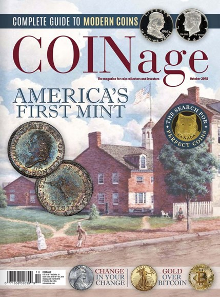 Coinage Cover - 10/1/2018