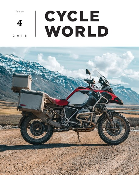 Cycle World Cover - 12/1/2018