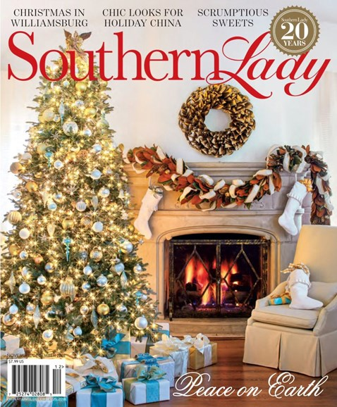 Southern Lady Cover - 11/1/2018